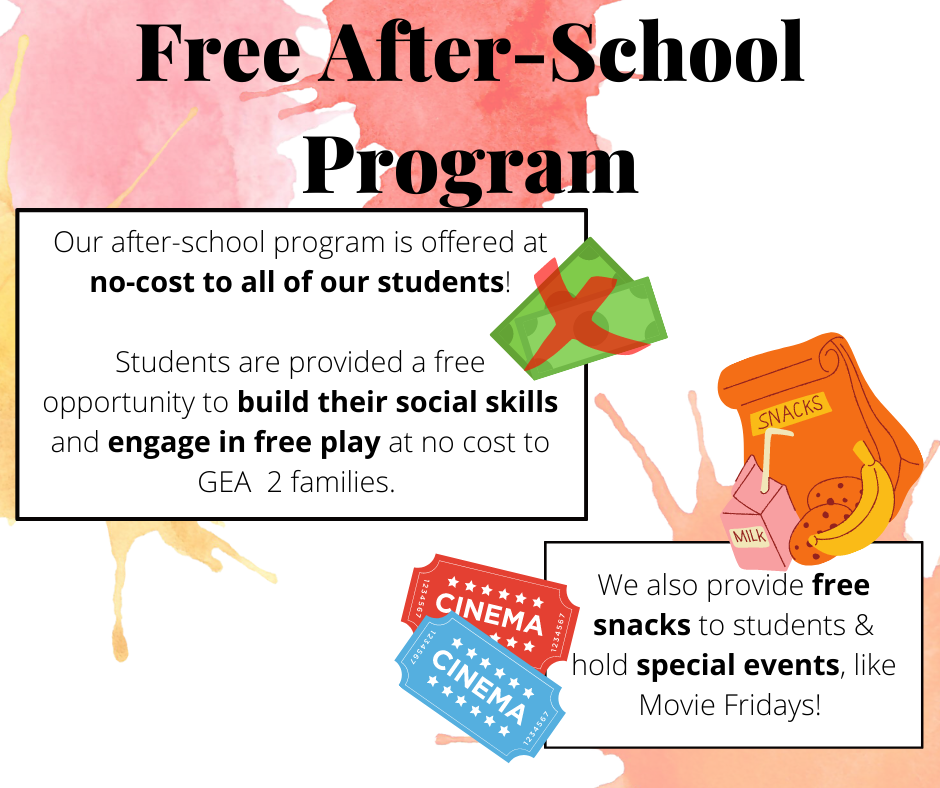 After School Program Information