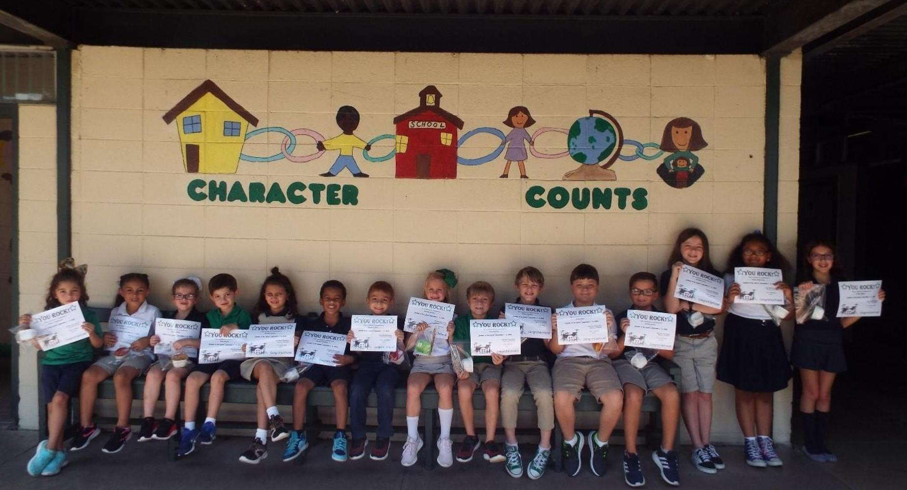Students of the week September 2-6,2019