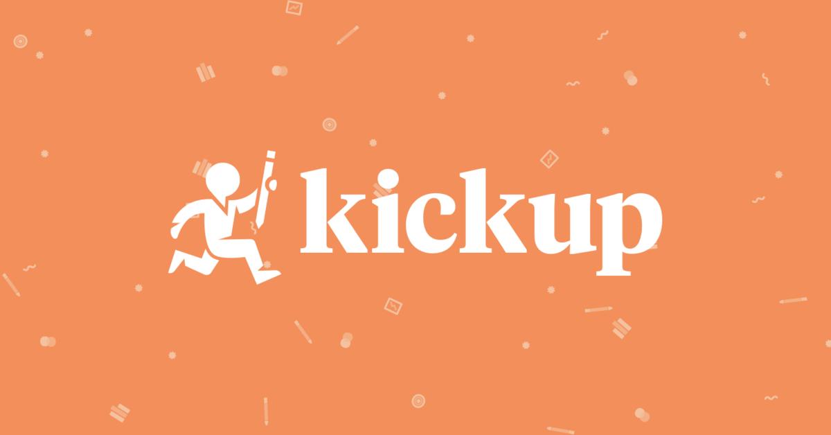 KickUp Logo