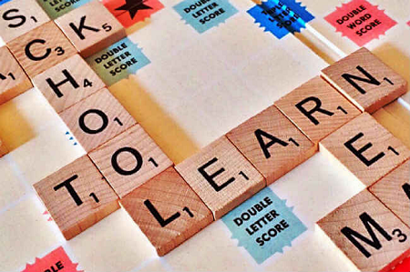 Scrabble School Image