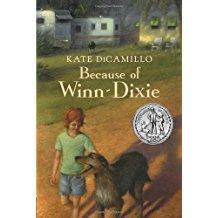 book cover Because of Winn Dixie