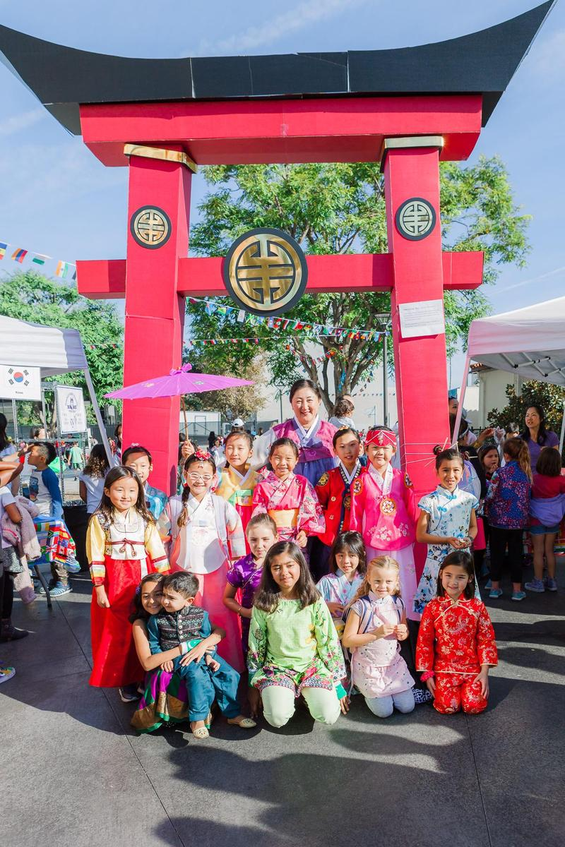 HORACE MANN'S SPECTACULAR ANNUAL MULTICULTURAL WEEK  DAZZLES & UNITES THE HUSKY NATION Featured Photo