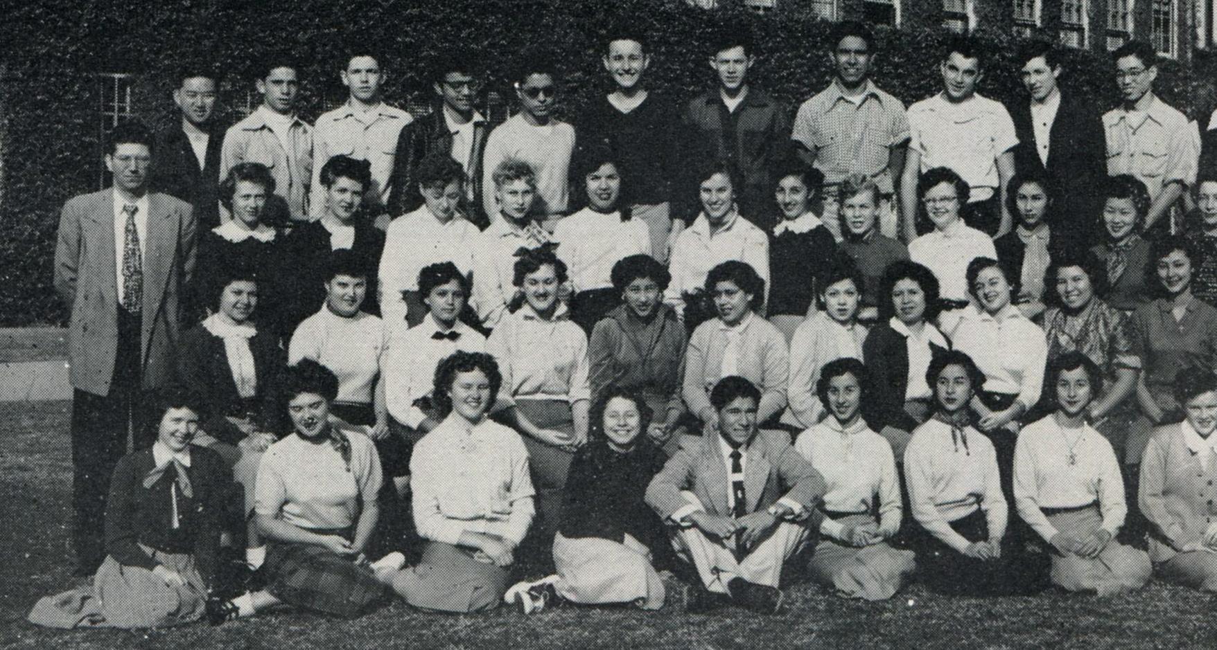 Garlans 1954
