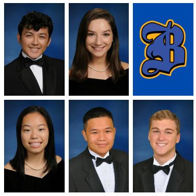 Brunswick High's 2020 Georgia Scholars