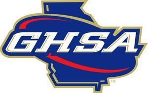 Georgia High School Association Logo