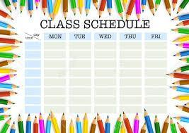 Fall Distance Learning Schedules Thumbnail Image