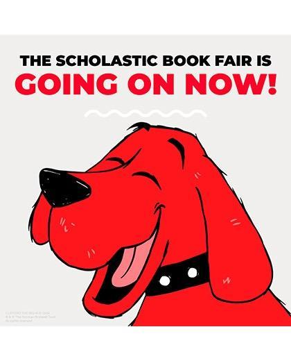 The Scholastic Book Fair is going on Now!