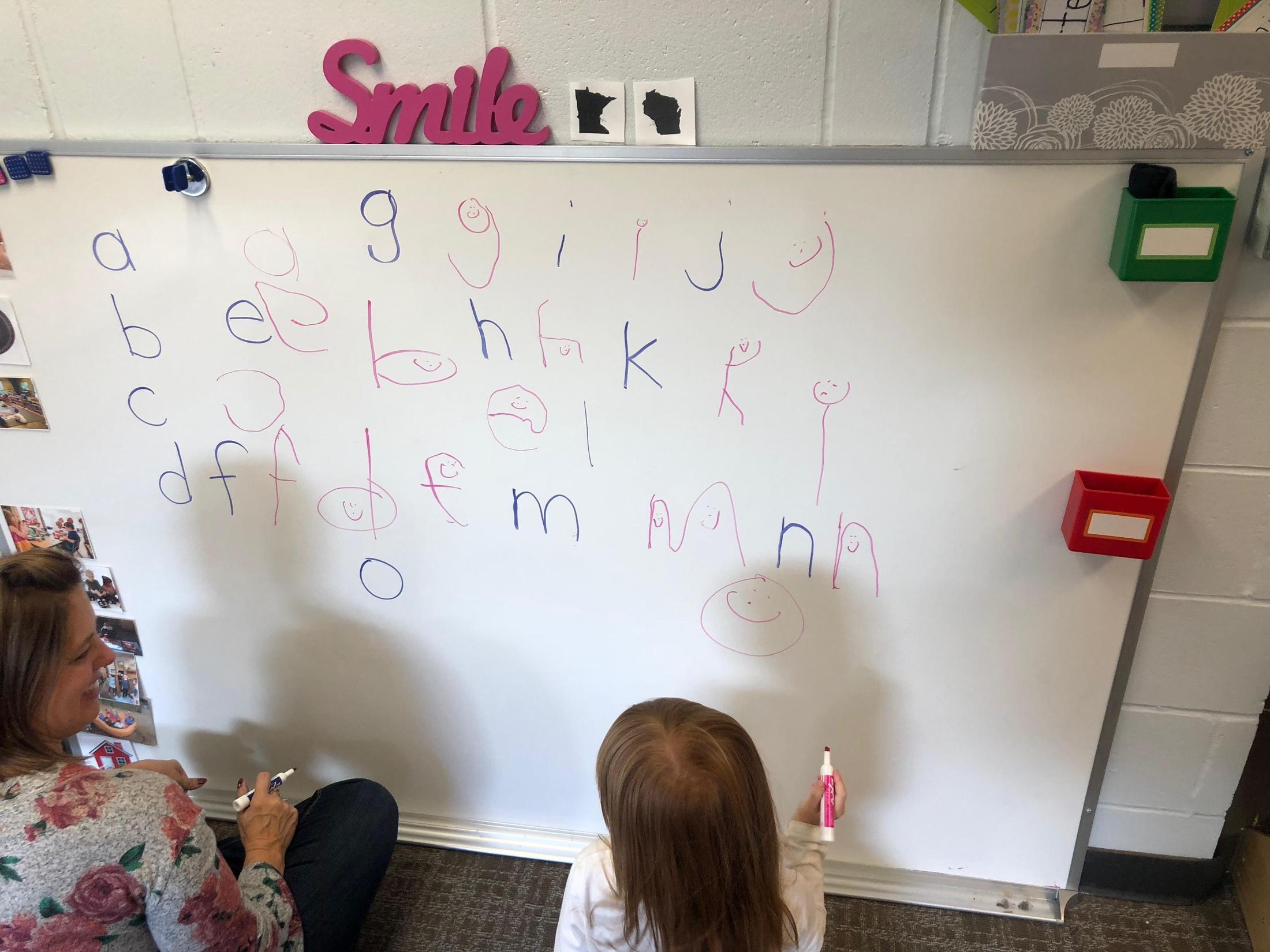 Ark of Angels Preschool - Grade Levels/Academic Departments