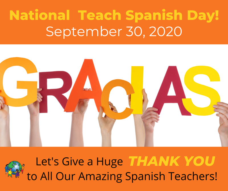 National Teach Spanish Day