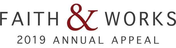 Faith & Works 2019 Annual Appeal Thumbnail Image