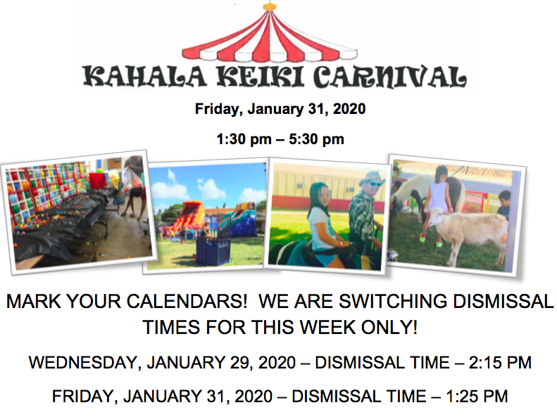 Kahala Keiki Carnival - Featured Photo