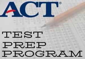 ACT Test Prep Program