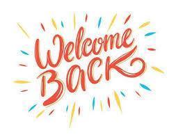 Welcome Back Image