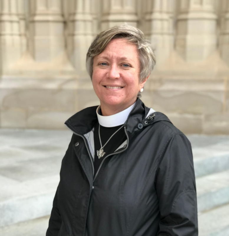 Meet our New Chaplain Thumbnail Image