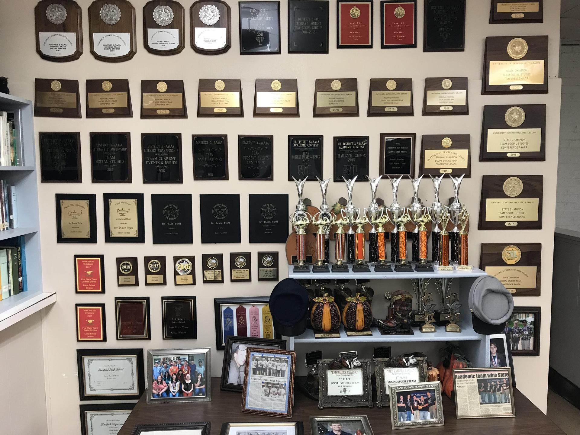 UIL Wall 2018