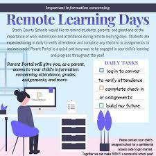 Remote Learning Days Featured Photo