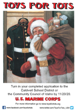 Toys for Tots Thumbnail Image
