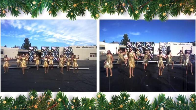 Encore Performers Dancing.