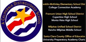 CCA Distinguished School logo