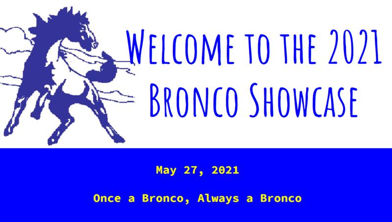 2021 Bronco Showcase Featured Photo
