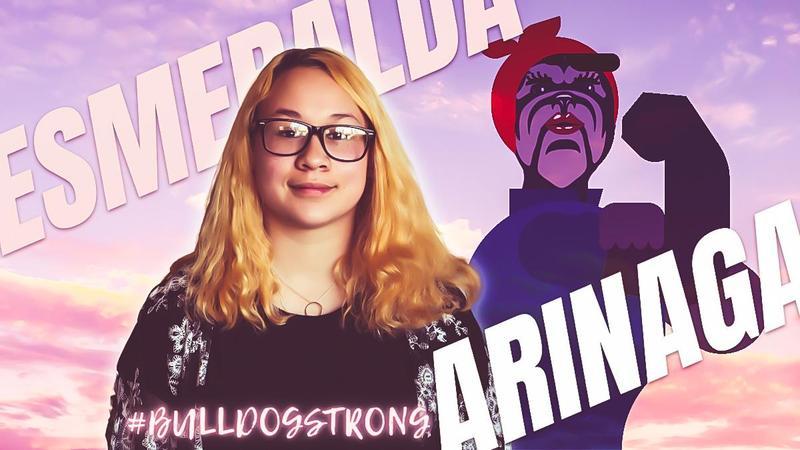 #BulldogSTRONG STUDENT SPOTLIGHT: Esmeralda Arinaga Thumbnail Image