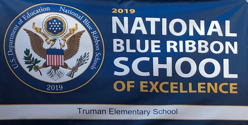 Truman Elementary Earns National Blue Ribbon School Recognition Featured Photo