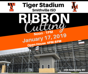 Ribbon Cutting Flyer