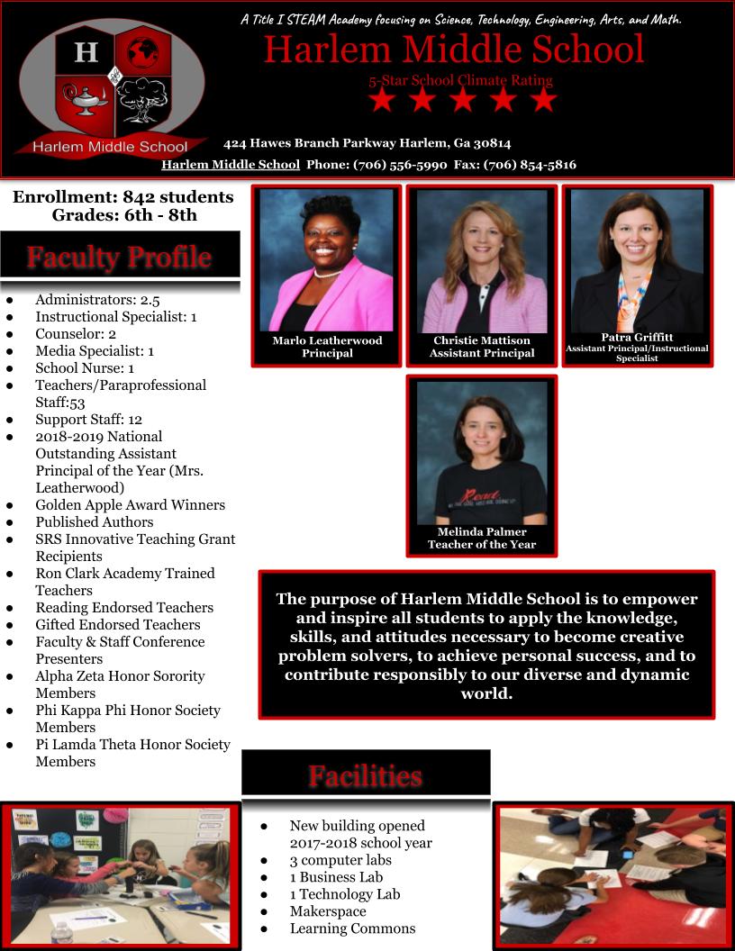 School Profile pg.1