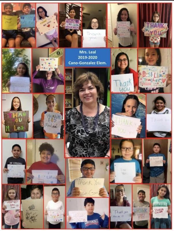 5th grade honors librarian