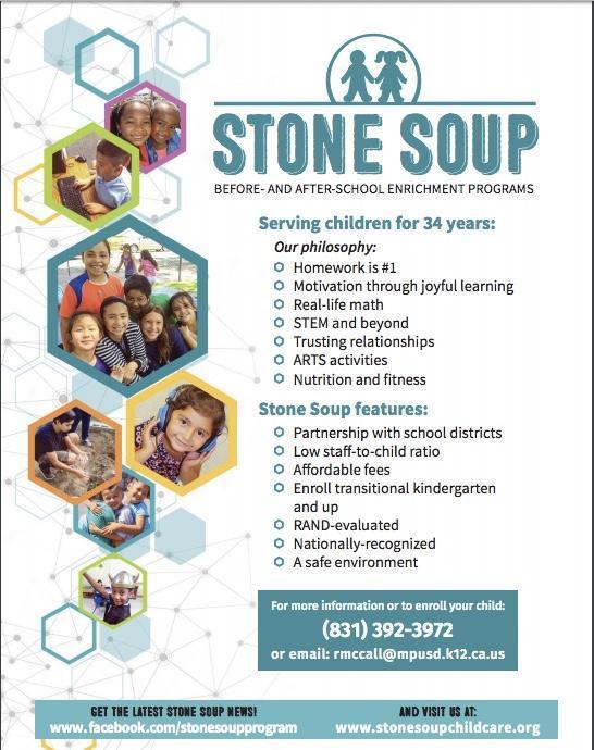 Stone Soup Flyer
