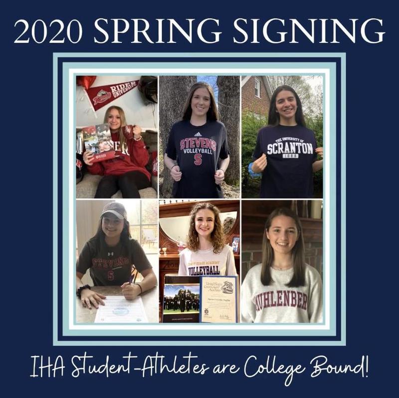2020 Spring Sports Signing Thumbnail Image