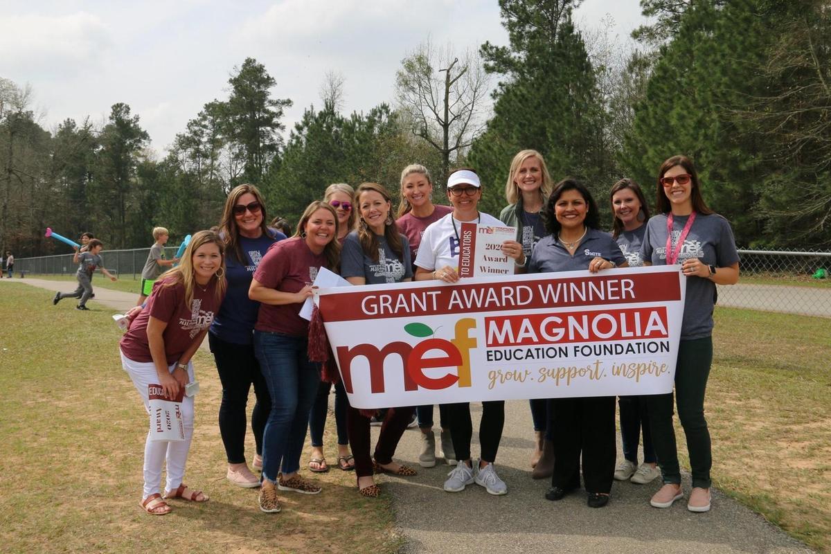 Magnolia Education Foundation Grant patrol