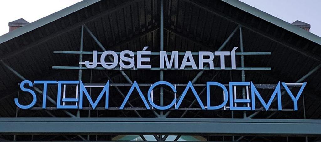 Jose Marti Stem Academy facade