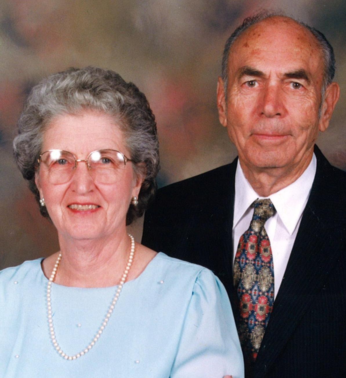 Orvel and Mildred Boyd