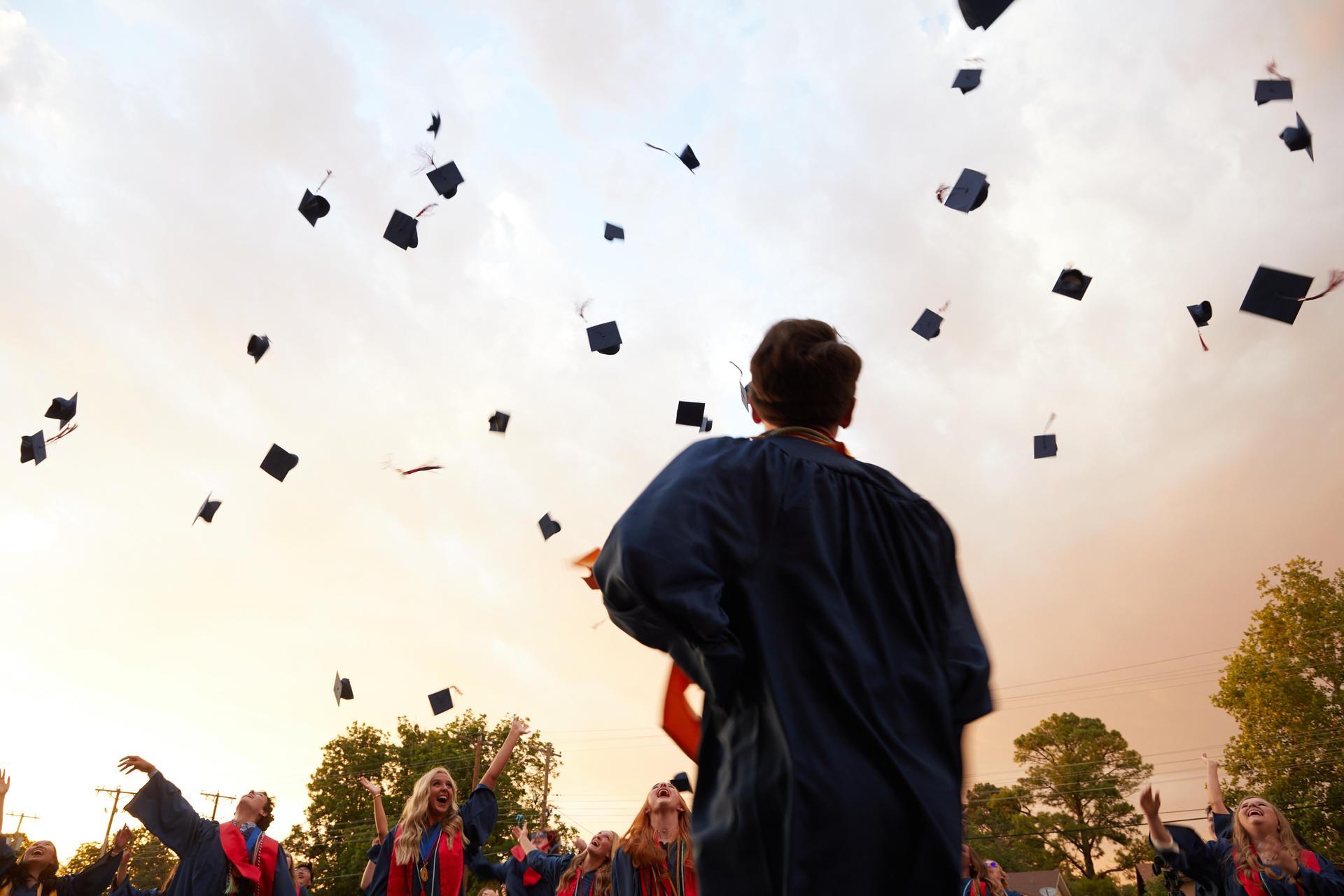 TCS Graduation Class of 2020