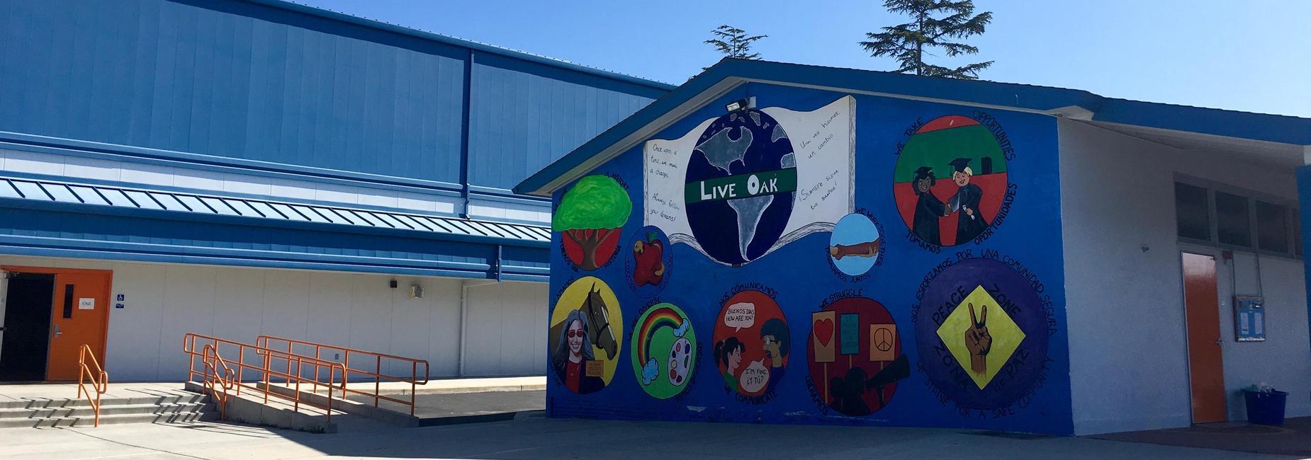 live oak elementary