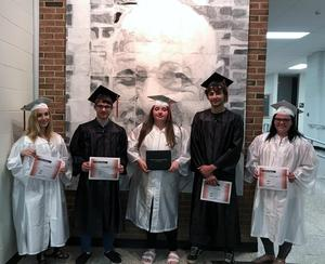 Summer Academy Graduates