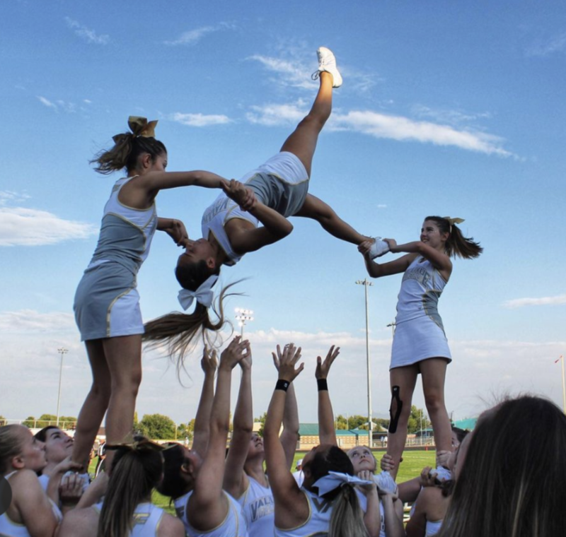 Cheer Tryouts 2021-22