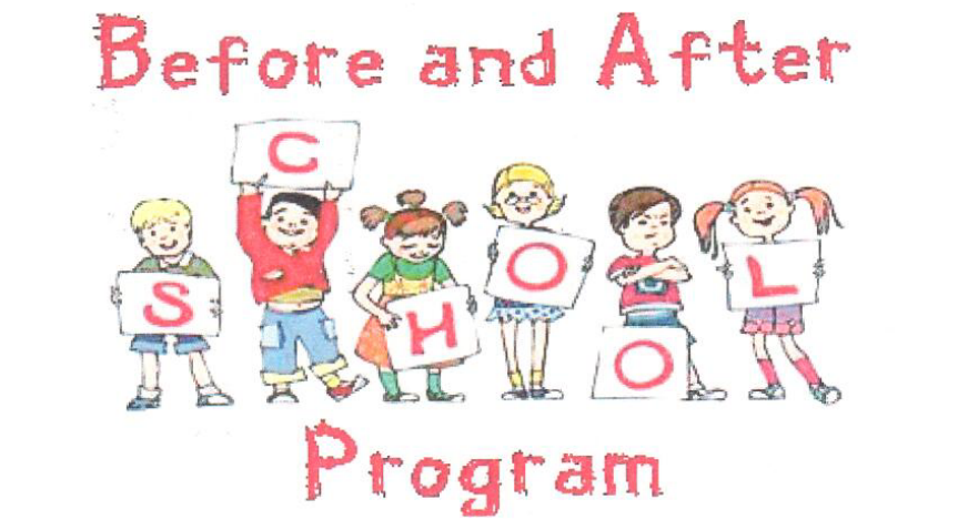 Before and After School Programs Clipart