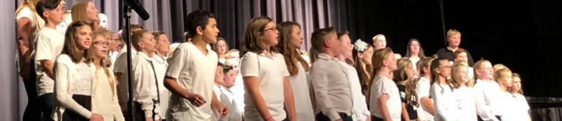 Intermediate School Fall Concert