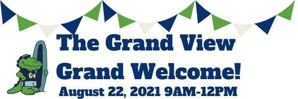 grand welcome