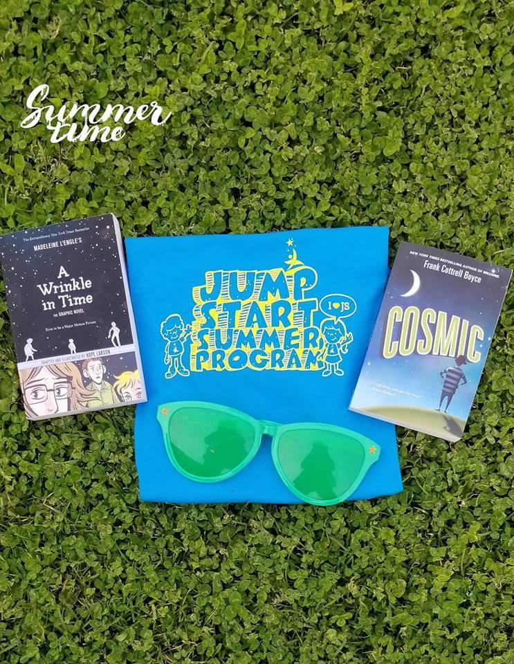 Wrinkle in Time and Cosmic Summer Reading