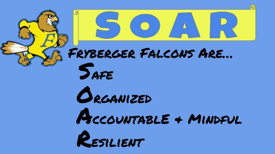 Fryberger Falcons SOAR