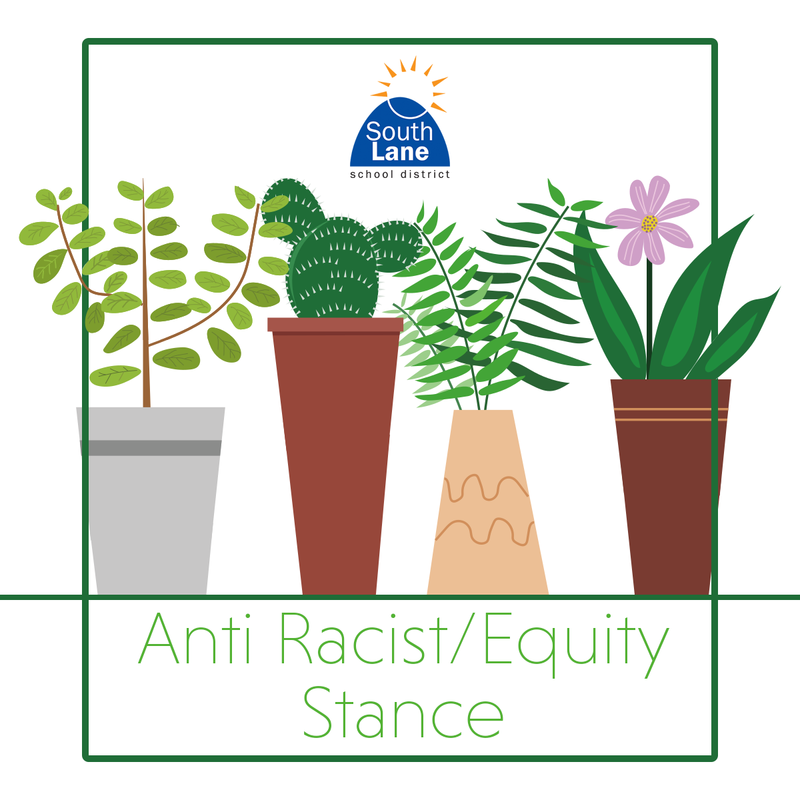 South Lane School District Anti Racist/Equity Stance Featured Photo