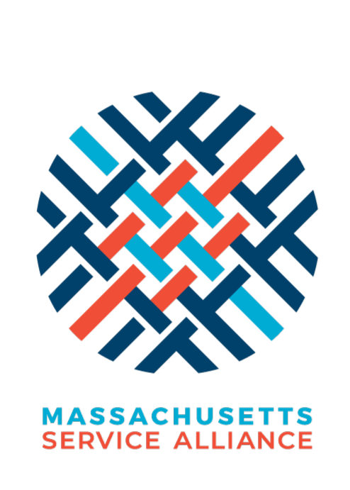 Massachusetts Service Alliance (MSA) logo.