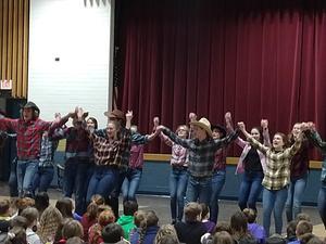 Oklahoma Musical pic