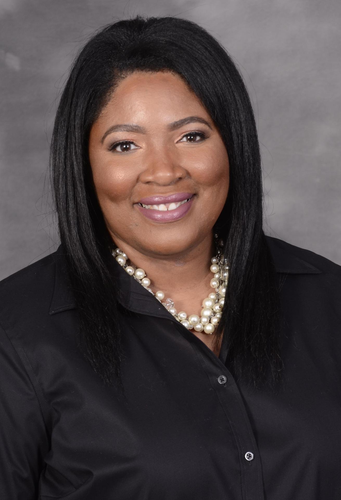 Board Member Tricia Stroud