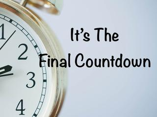 End of 1st Semester -Friday, January 22nd, 2021 Thumbnail Image