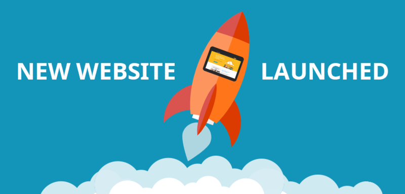 Picture of Rocket - launching website