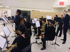 MSHS Jazz Band
